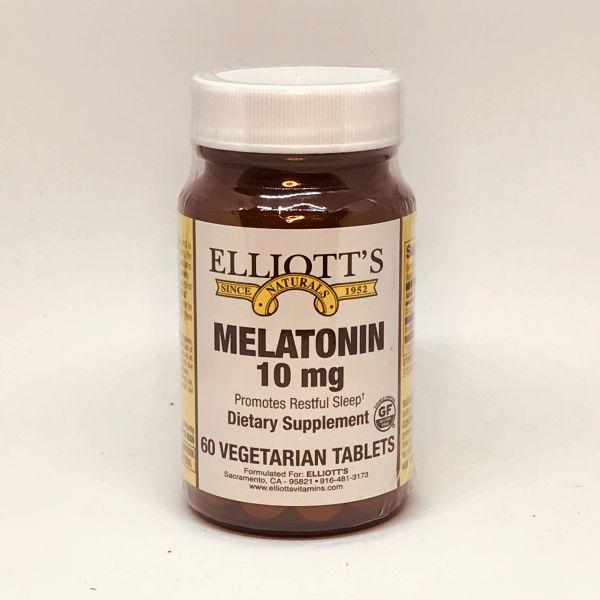 Melatonin 10mg 60Vtabs