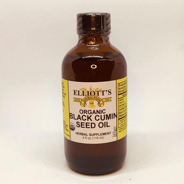 Black Cumin Seed Oil 4oz
