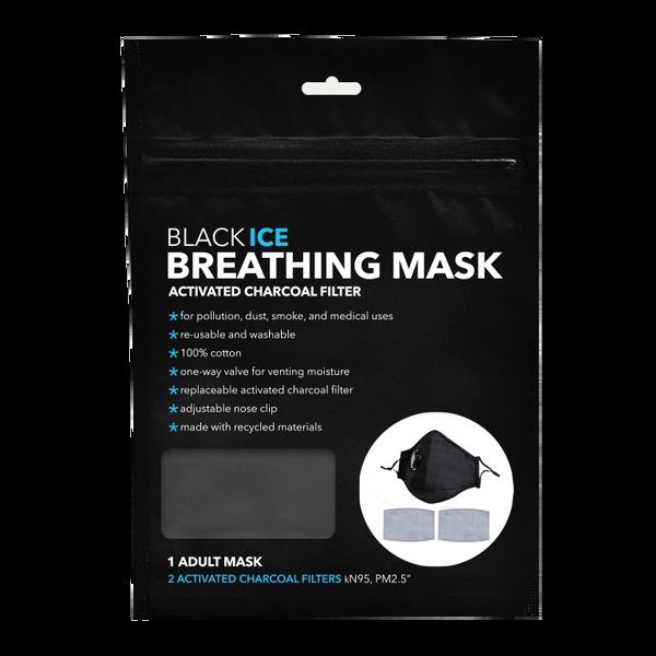 Black Ice Breathing Mask