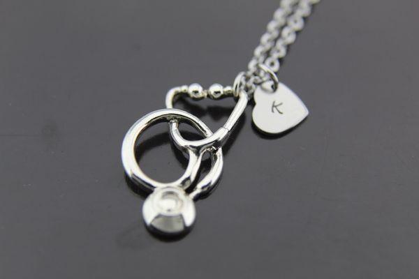 Stethoscope Necklace