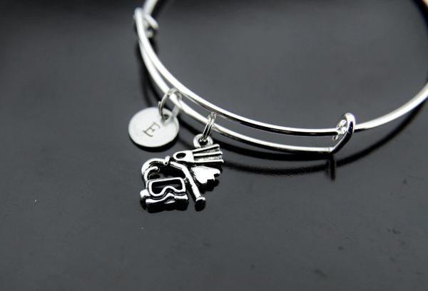Scuba Diver Bracelet
