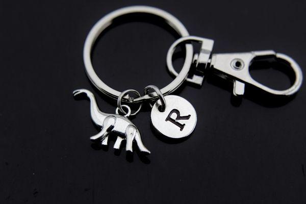 Dinosaur Keychain