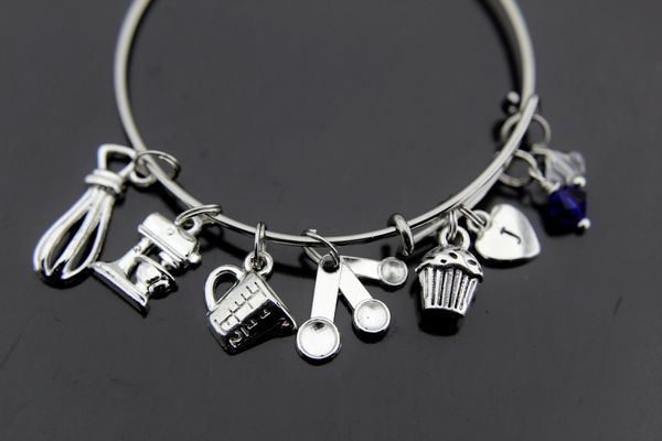 Baker Bracelet Personalized Bracelet