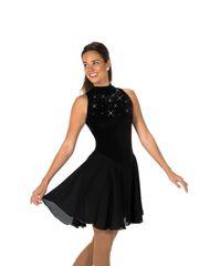 Jerry's Crystal Dance Dress