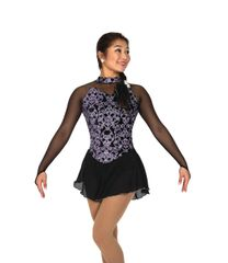 Jerry's Soprano Song Figure Skating Dress