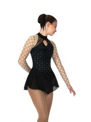 Jerry's Diamondette Figure Skating Dress