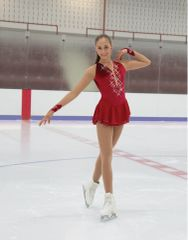 Jerry's Rubina Figure Skating Dress