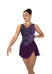 Jerry's Concordance Figure Skating Dress