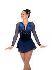 Jerry's Marina Figure Skating Dress
