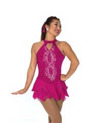 Jerry's Swizzle Stone Figure Skating Dress