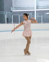 Jerry's Petal Soft Figure Skating Dress