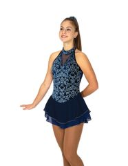 Jerry's Novella Figure Skating Dress