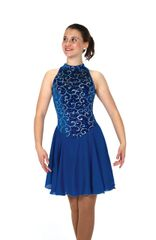 Jerry's Bolero Blue Dance Dress