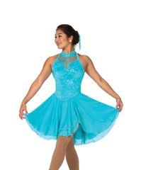 Jerry's Sea Lace Samba Dance Dress