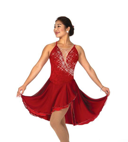 Jerry's Garnet Glam Dance Dress
