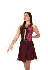 Jerry's Merlot Dance Dress