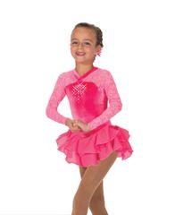 Jerry's Ooh La Lace Figure Skating Dress