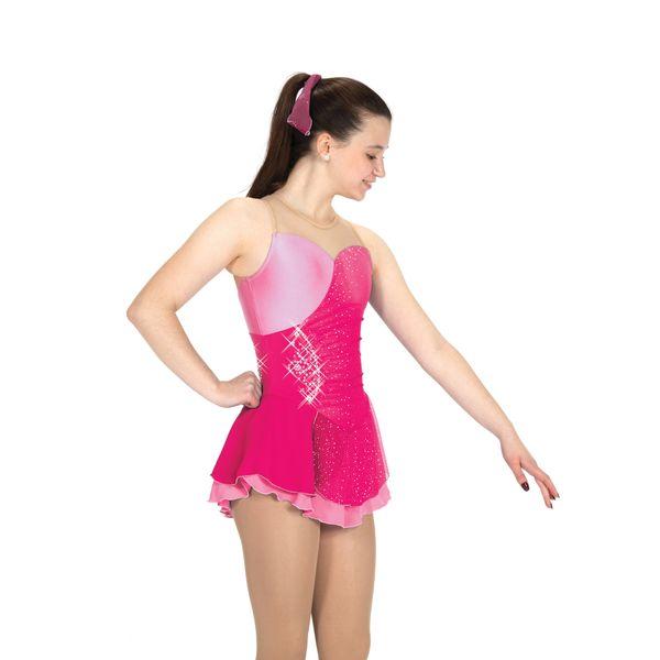 Jerry's Camelia Kiss Figure Skating Dress
