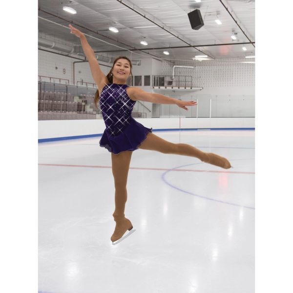 Jerry's Constellations Figure Skating Dress