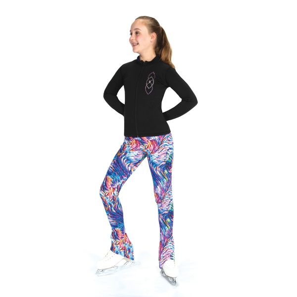 Jerry's Frost Flurry Print Performance Legging