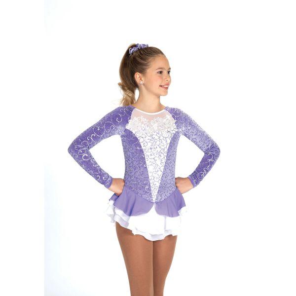 Jerry's Iris & Idelweiss Figure Skating Dress