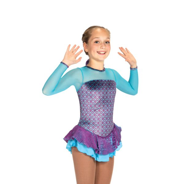 Jerry's Moroccantile Figure Skating Dress