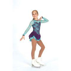 Jerry's Verona Figure Skating Dress