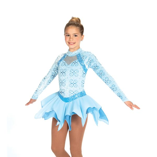 Jerry's Arendelle Figure Skating Dress