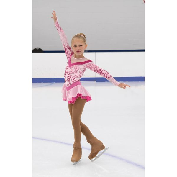 Jerry's Pinkability Figure Skating Dress