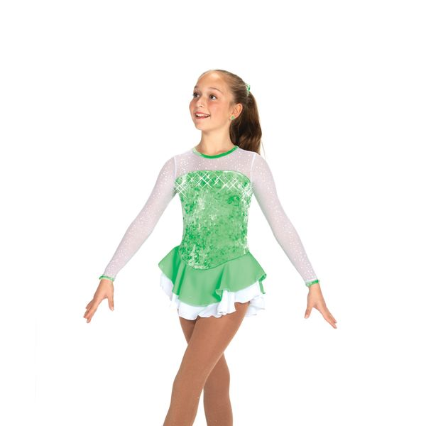 Jerry's Frosty Air Figure Skating Dress