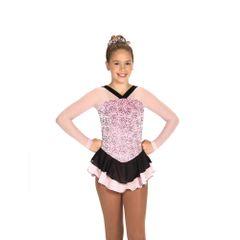 Jerry's Rosa Rosetta Figure Skating Dress