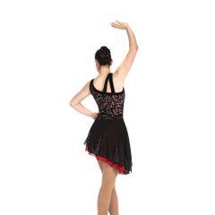 Jerry's Angle & Spangle Figure Skating Dress