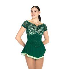Jerry's Laurel Leaf Figure Skating Dress