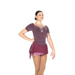 Jerry's Iced Mulberry Figure Skating Dress