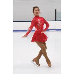 Jerry's Flamestone Figure Skating Dress