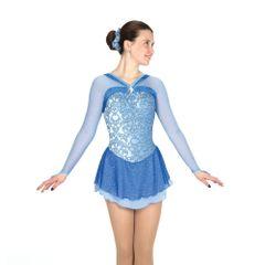 Jerry's Kew Blue Figure Skating Dress