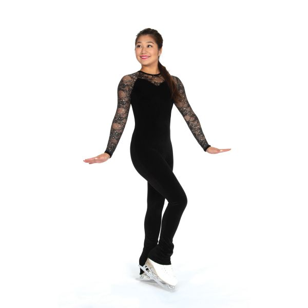 Jerry's Glitter Lace One Piece Catsuit