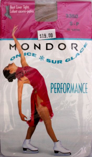 Mondor 3350 Microfiber Over the Boot Tights