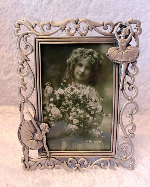 Dasha Ballet Picture Frame 3.5 by 5