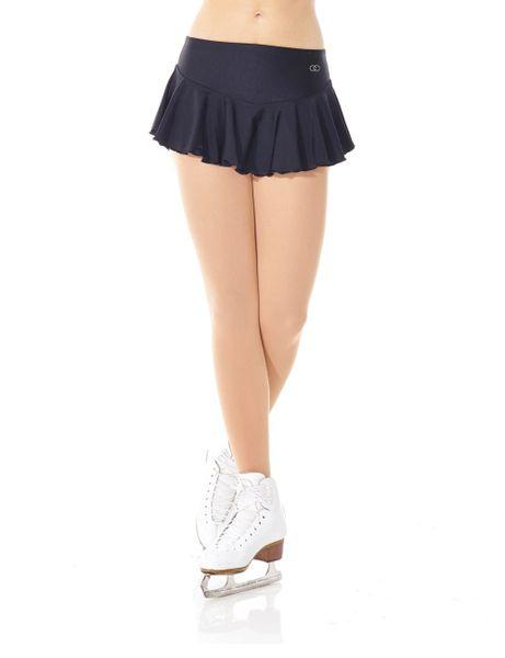 MONDOR Shiny Nylon Classic Skirt Attached Brief