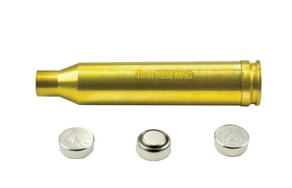7mm Remington Mag Red Laser Bore Sight