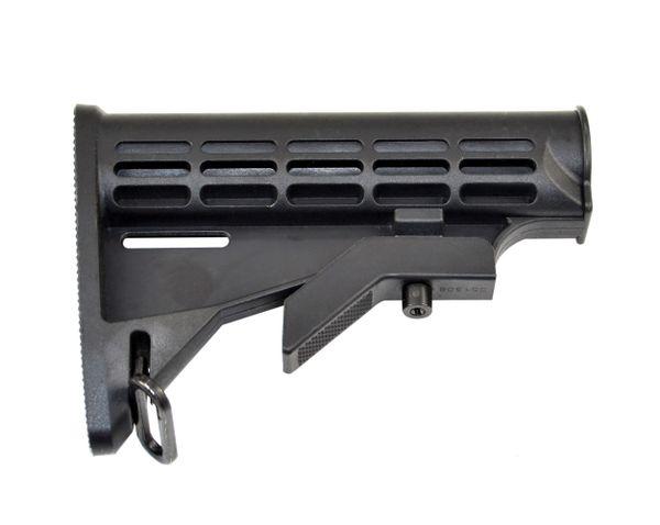 Advanced Carbine Complete Comm Spec Butt-Stock, Black
