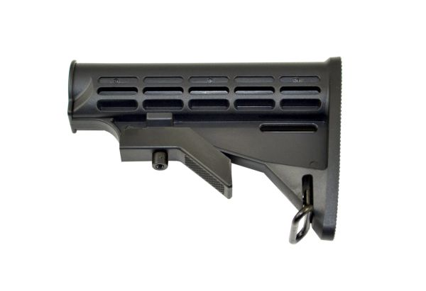 Advanced Carbine Complete Mil Spec Butt-Stock, Black