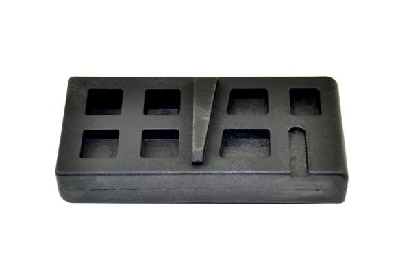 Reversible Lower Receiver Magazine Well Vice Block Tool, 223/5.56