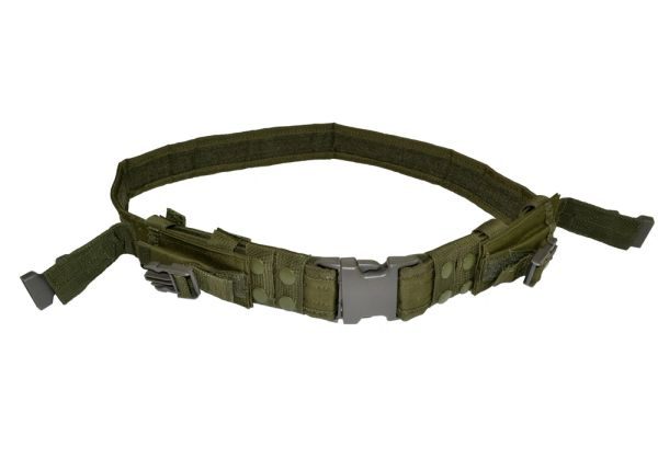 Tactical Belt, Green