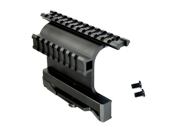 AK47 Saiga 12/20/223/410 Quick Detachable Side Accessory Mount