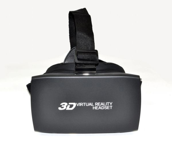 3D Virtual Reality Headset for SBS and VR Use