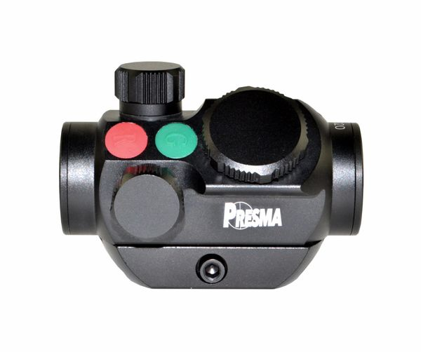 Presma® Red Hawk Series Compact Reflex Dot Scope