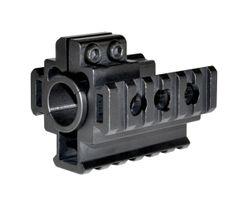 4/15 Tri Rail Barrel Mount for Front Sight Attachment
