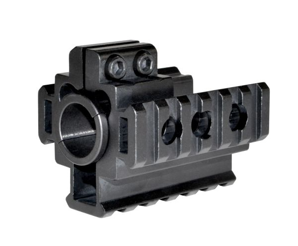 4/15 Tri Rail Barrel Mount for Front Sight Attachment